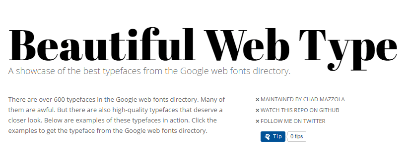 beautifulwebtype