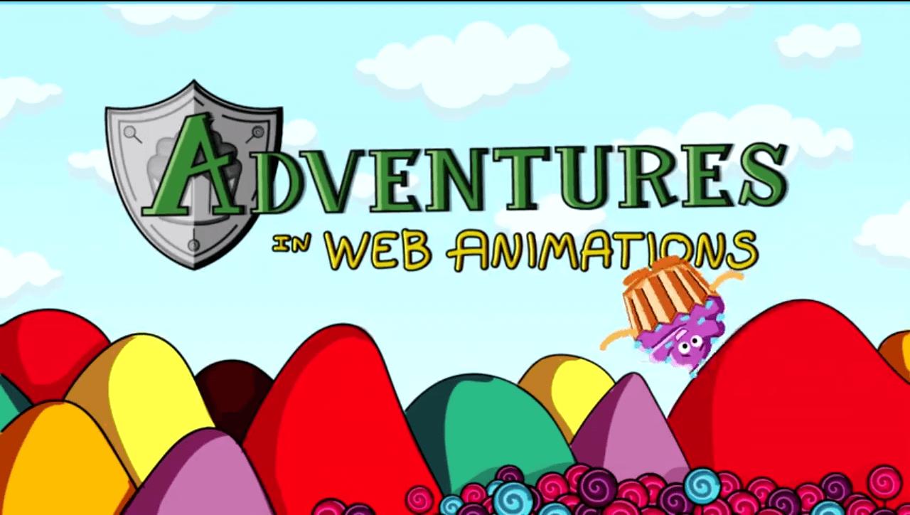 """Code School's """"Adventures in Web Animation"""""""